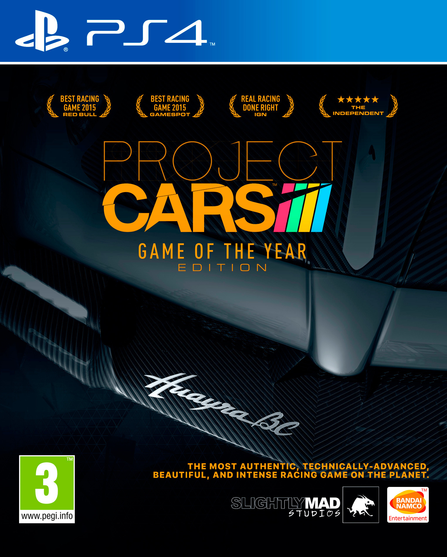 Project CARS – GOTY (Game of the Year Edition)